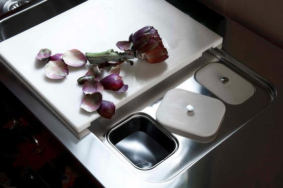 Sinks 130 Kitchens by ALPES-INOX