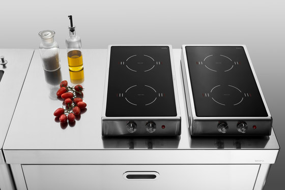 Hobs -  Flip-Up Hobs by ALPES-INOX