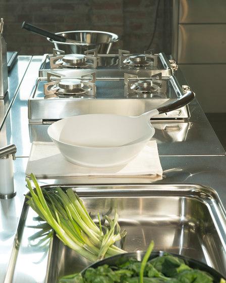 Custom Made Kitchens by ALPES-INOX
