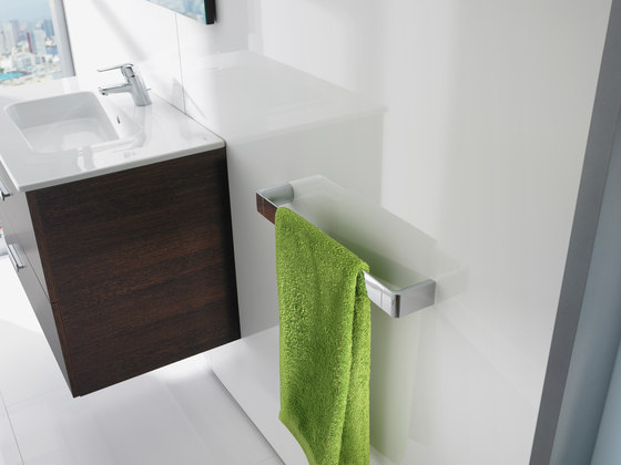 Select | Towel rail by ROCA