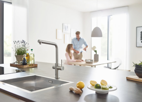 GROHE Blue Home Mono Starter kit by GROHE
