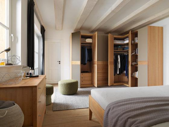 sesam bed camas dobles de team 7 architonic. Black Bedroom Furniture Sets. Home Design Ideas