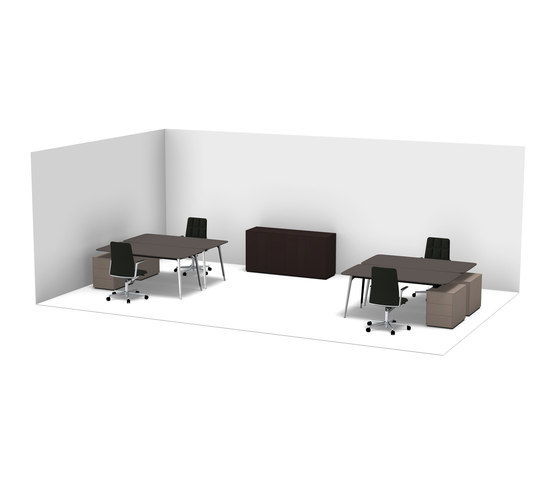 Keypiece Management Desk de Walter K.