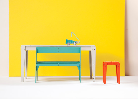 Pallet tables by Tuttobene