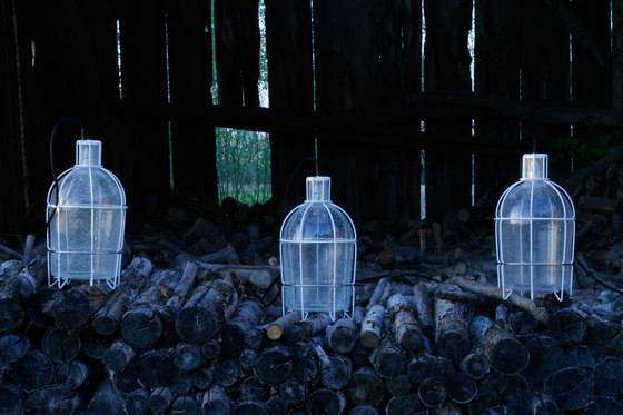 Trap Light | Outdoor for Transnatural by Tuttobene