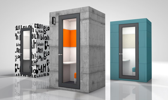 Phone Unit | orange on-air de OFFICEBRICKS