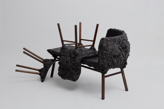 Well Proven Chair Green for Transnatural de Tuttobene