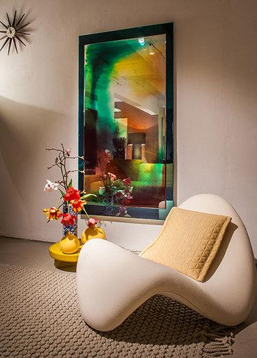 Picturesque Coloured Mirror de Tuttobene