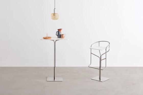 Ike table by Desalto