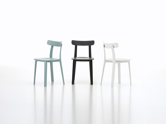 All Plastic Chair de Vitra