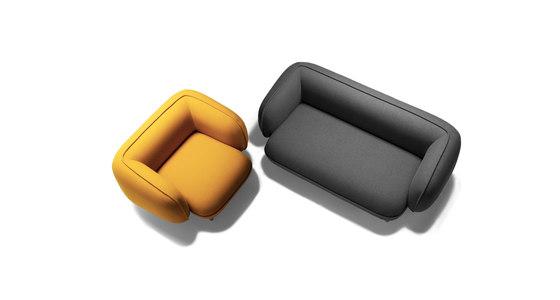 Basset 2,5 seater sofa de Versus