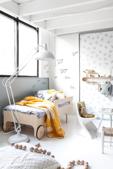 R toddler bed - white by RAFA kids