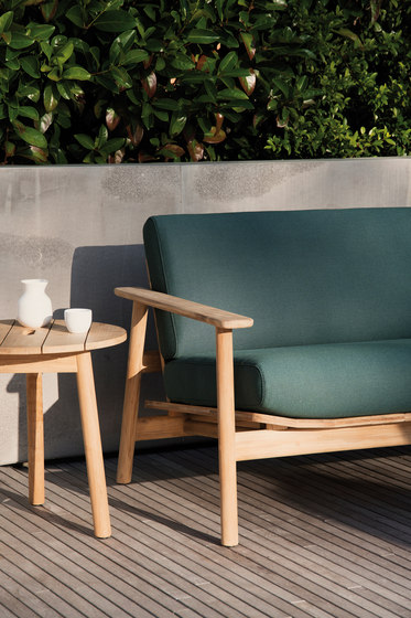 Riva one seater sofa de KETTAL