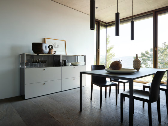 Mesh Living Sideboard by Piure