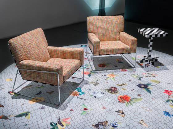 Garden of Eden | Bird Broadloom by moooi carpets