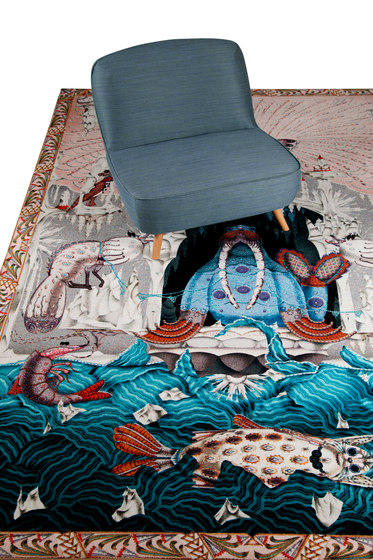 Polar Byzantine | broadloom by moooi carpets