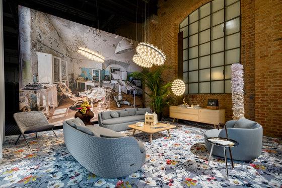 Pomander | Slate Broadloom by moooi carpets