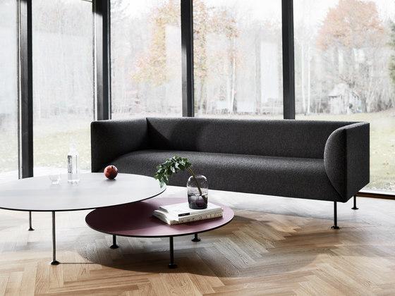 Godot | 1 Seater Grey Melange di MENU