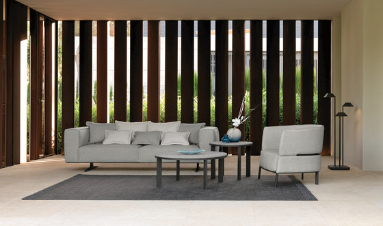 Eden | Sofa Sx by Talenti