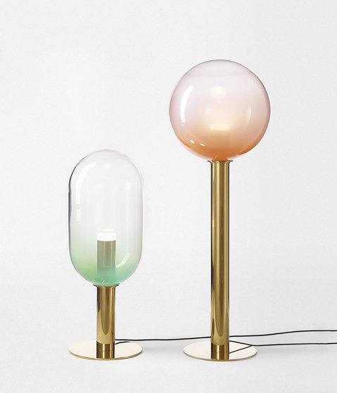PHENOMENA Floor Lamp Mint Green by Bomma
