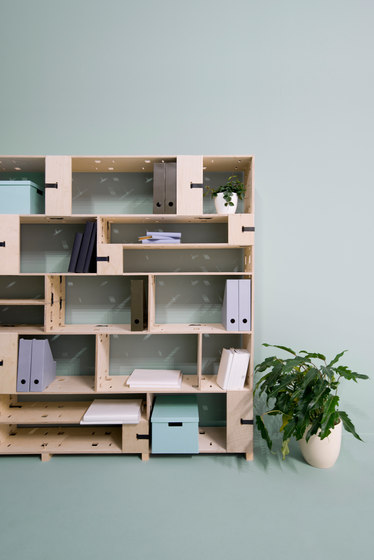 Pakiet | Shelf Set | L di Zieta