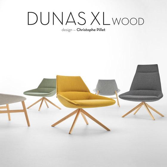 Dunas XL Wood by Inclass