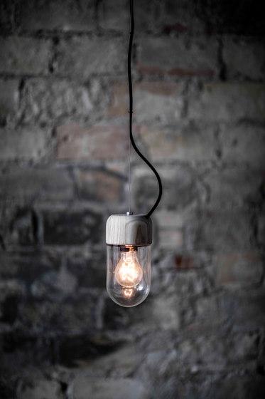 Element Lamp black by Bent Hansen