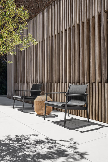 180 Stacking Lounge Chair by Gloster Furniture GmbH