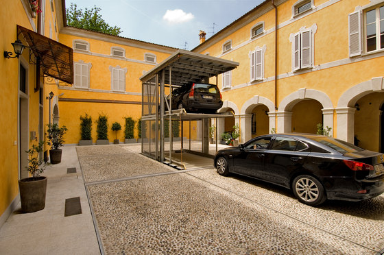 Parklift 462 by Wöhr