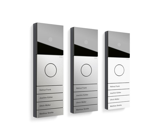 System 106 | door communication system by Gira