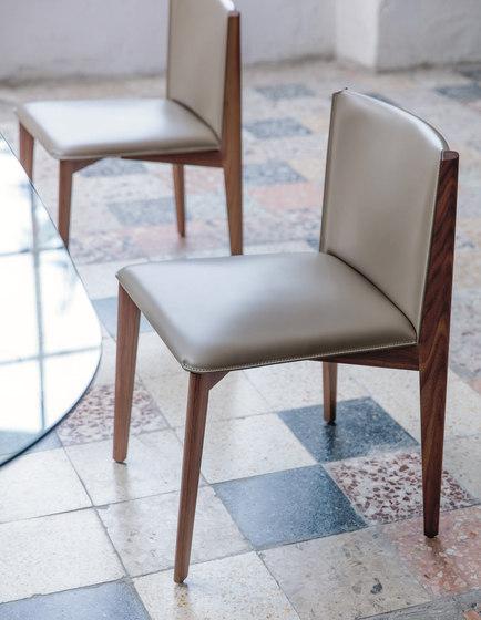 Ionis armchair by Porada
