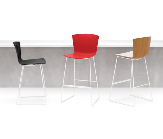 Slam Counter Chair de Leland International