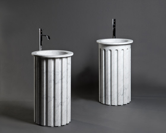 Atlante lavabo di antoniolupi