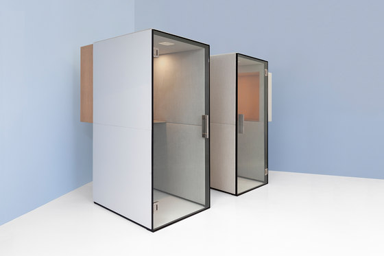 Boston Double Phonebooth by Casala