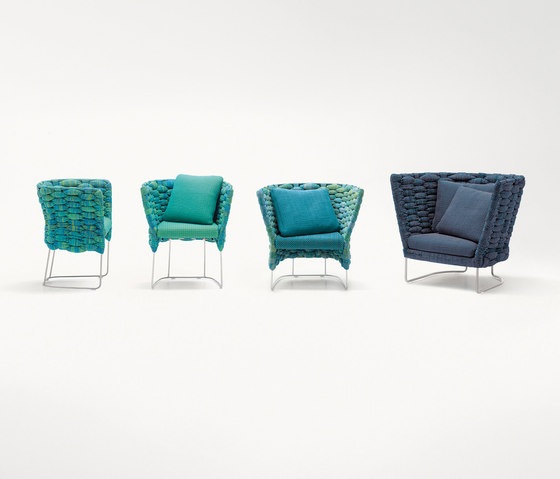 Ami Indoor | Chair von Paola Lenti