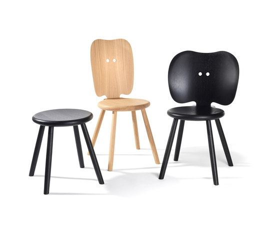 Stabellö | Chair | high by Röthlisberger Kollektion