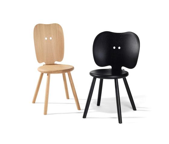 Stabellö | Stuhl | breit von Röthlisberger Kollektion