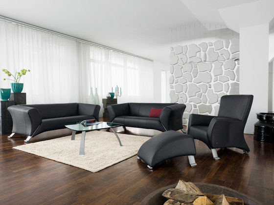 rolf benz 322 sofas von rolf benz architonic. Black Bedroom Furniture Sets. Home Design Ideas