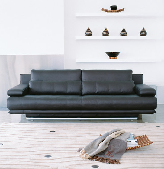 Rolf benz 6500 lounge sofas from rolf benz architonic for Rolf benz sofa 6500
