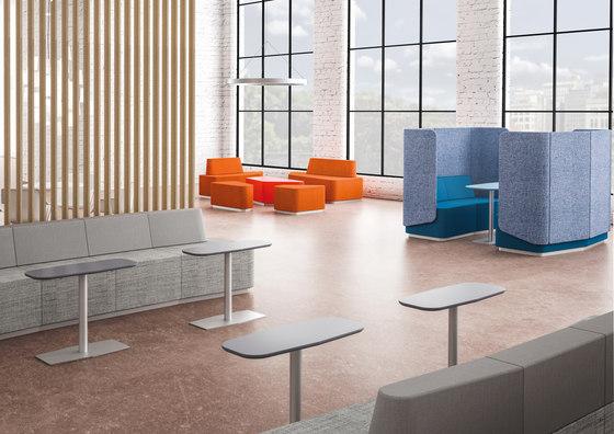 Organic Link Lounge Modul von Viasit