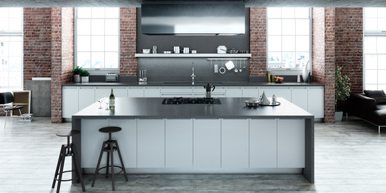 Quartz NY Collection Ice Zement Glace di Compac