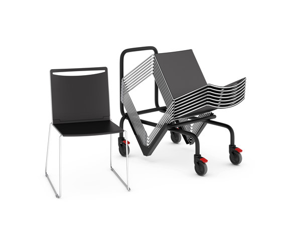 Klikit Stacking Chair de Viasit