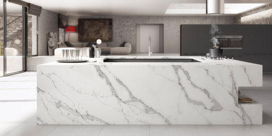 Quartz Unique Calcatta by Compac