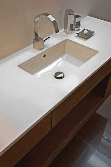 Quartz Absolute Blanc de Compac