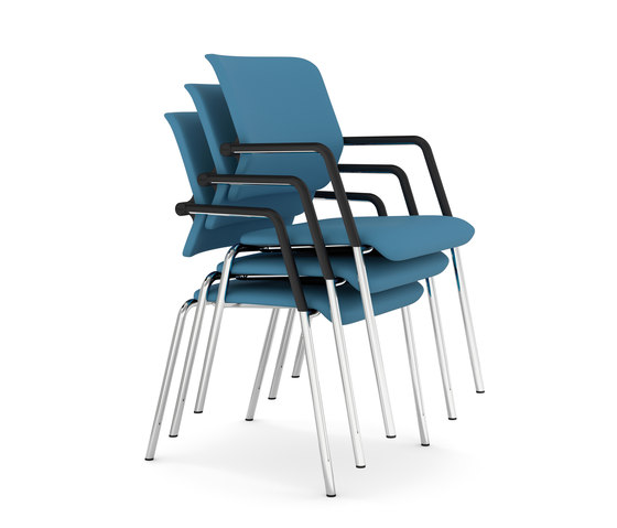 Drumback - Cantilever Chair by Viasit
