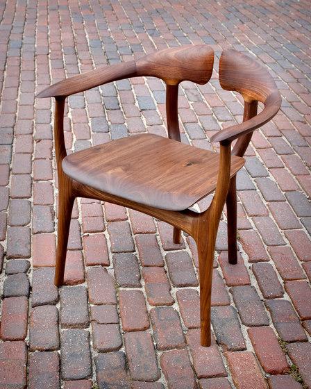 Swallowtail chair by Brian Fireman Design