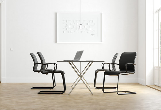Elipsis Conference Chair Mesh by Viasit