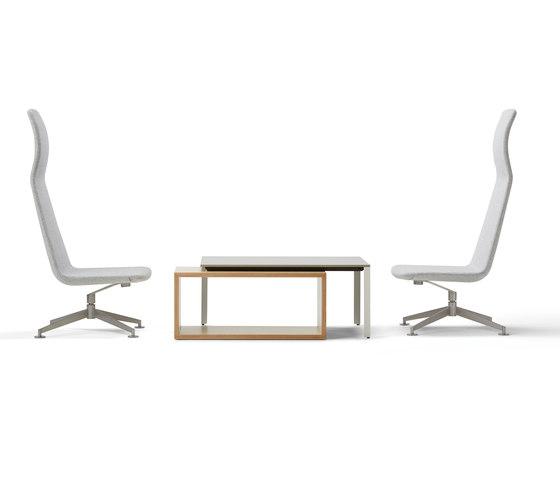 Swing Lounge Chair di Leland International