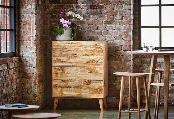 Finn chest of drawers by Sixay Furniture