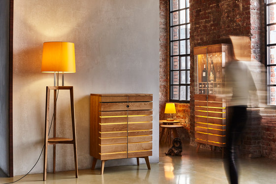 Baroso Barcommode by Sixay Furniture
